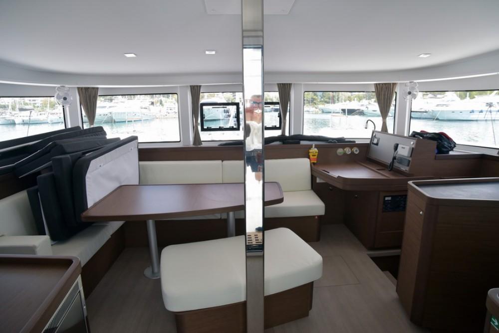 Rental Catamaran in Greece - Lagoon Lagoon 42