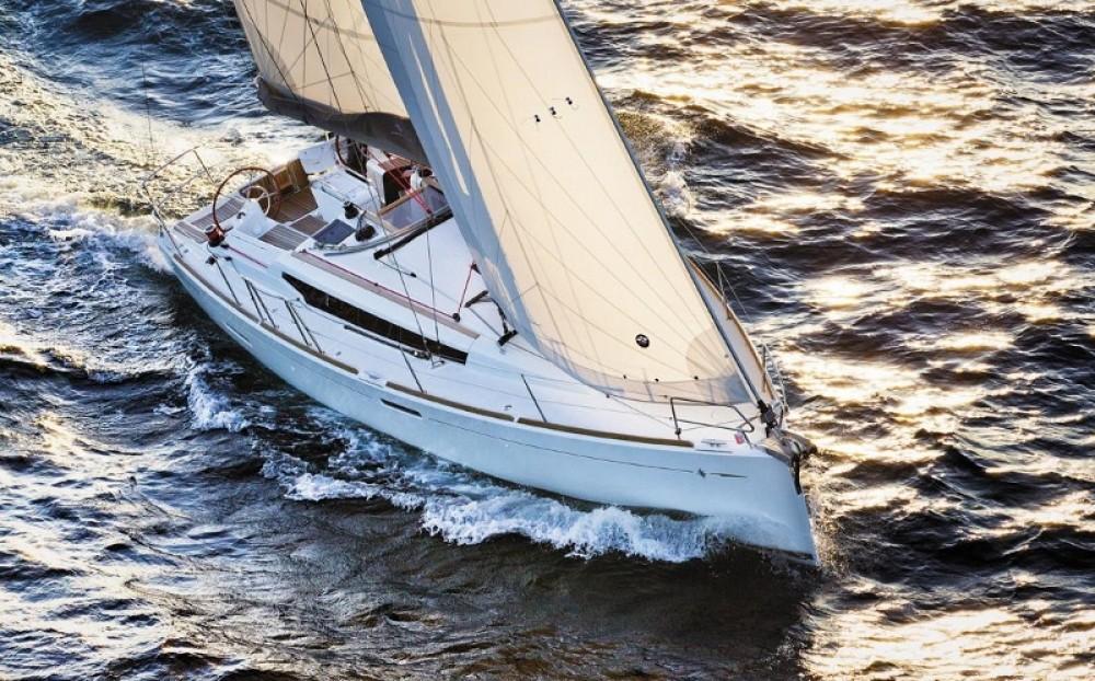 Rent a Jeanneau Sun Odyssey 389 Peloponnese, Western Greece and the Ionian