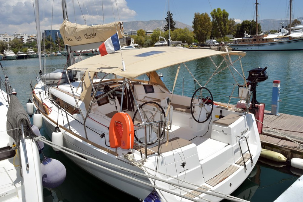 Jeanneau Sun Odyssey 389 between personal and professional Municipality of Kos