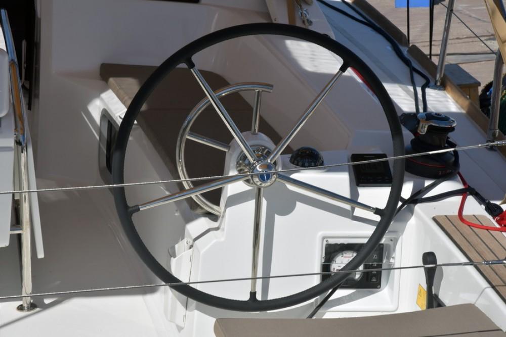 Rental Sailboat in Kos - Jeanneau Sun Odyssey 389