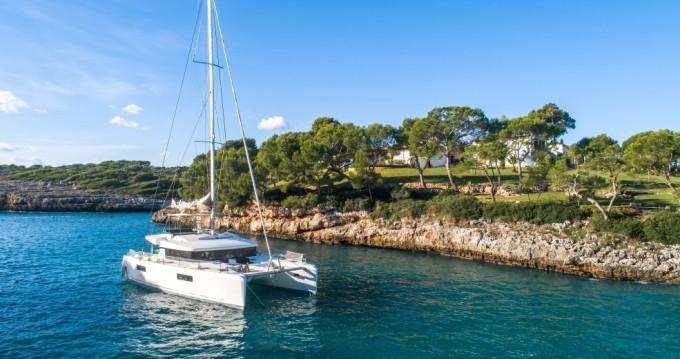 Rental yacht Lefkas Egremni - Lagoon Lagoon 52 on SamBoat