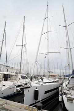 Bénéteau Oceanis 62 between personal and professional Rhodes