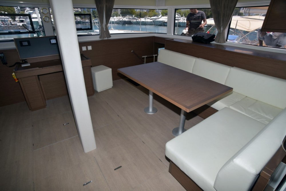 Catamaran for rent Athènes at the best price