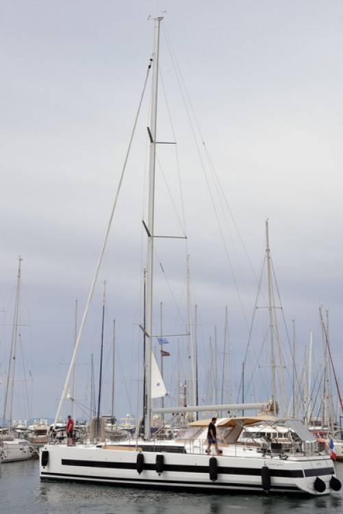 Hire Sailboat with or without skipper Bénéteau Aegean