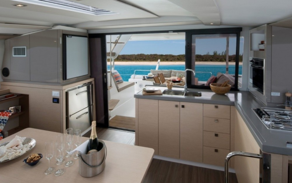 Boat rental Fountaine Pajot Fountaine Pajot in Corfu on Samboat