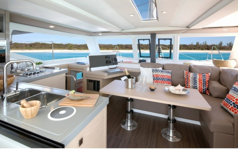 Rental yacht Corfu - Fountaine Pajot Fountaine Pajot on SamBoat