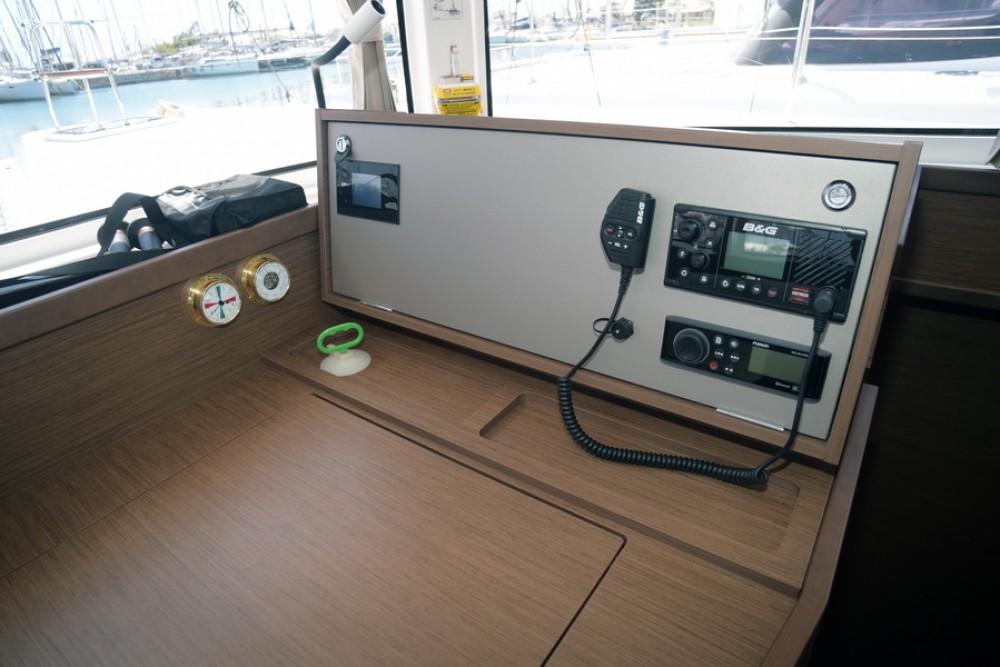 Boat rental Kalafationes cheap Lagoon 42