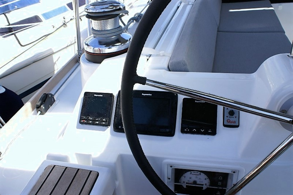 Boat rental Grèce cheap Oceanis 48