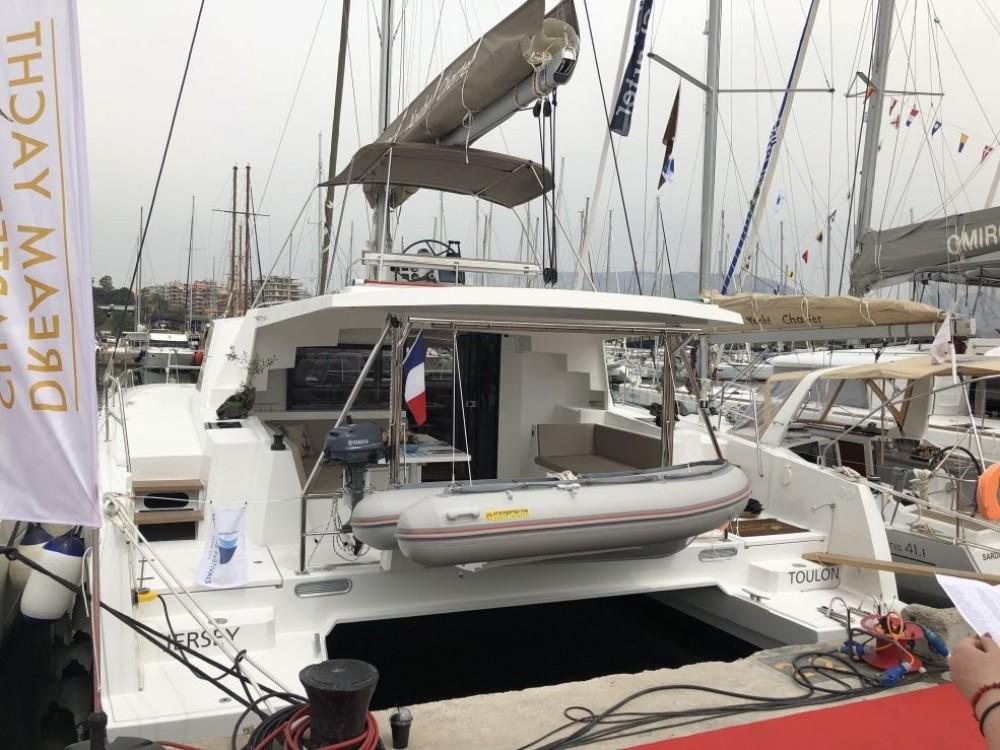 Rental yacht Laurium - Catana Bali 4.5 on SamBoat