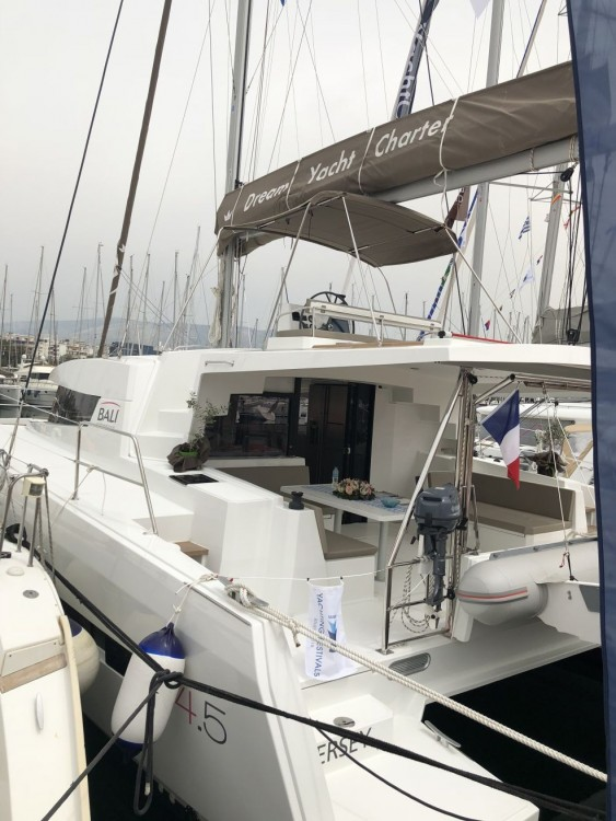 Hire Catamaran with or without skipper Catana Laurium