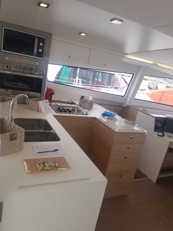 Boat rental Catana Bali 4.5 in Laurium on Samboat
