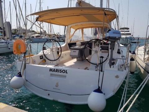Boat rental Λαύριο cheap Oceanis 41.1