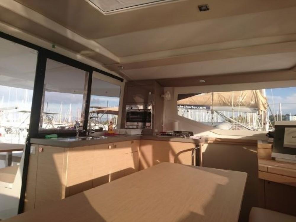 Rental Catamaran in Corfu - Fountaine Pajot Fountaine Pajot