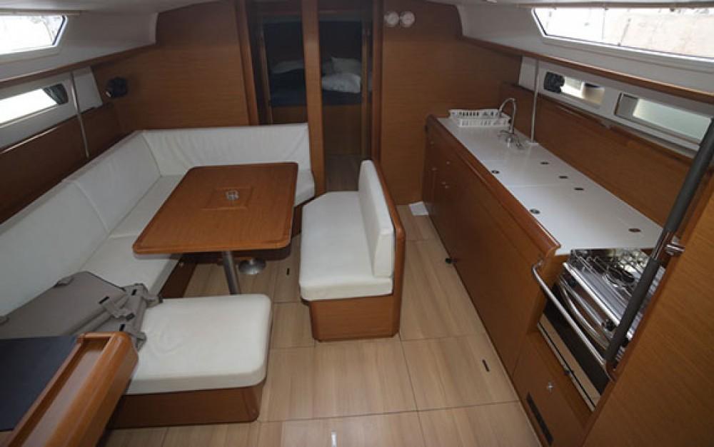 Boat rental Jeanneau Sun Odyssey 479 in Skiathos on Samboat