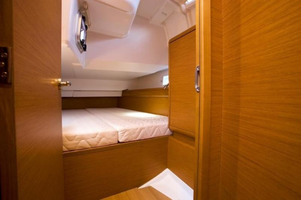 Jeanneau Sun Odyssey 449 between personal and professional Peloponnese, Western Greece and the Ionian