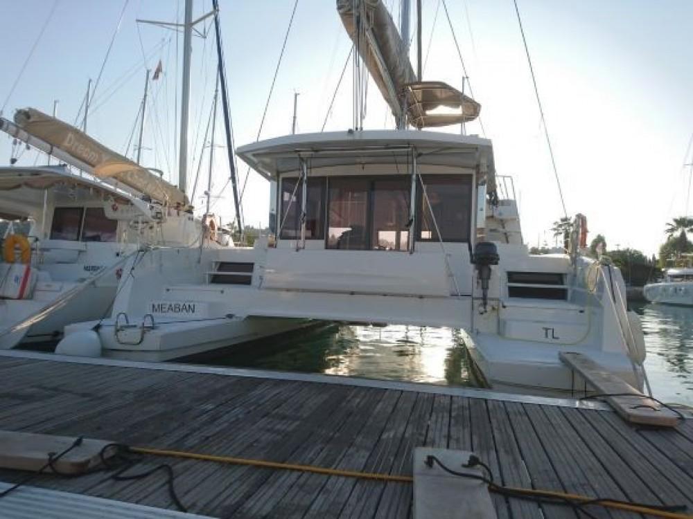 Catana Bali 4.3 between personal and professional Corfu
