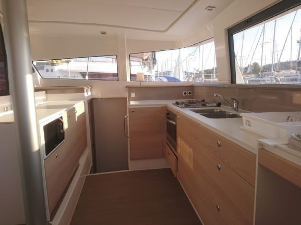 Hire Catamaran with or without skipper Catana Kalafationes