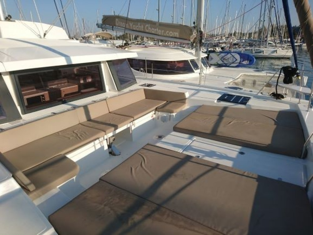 Catamaran for rent Kalafationes at the best price