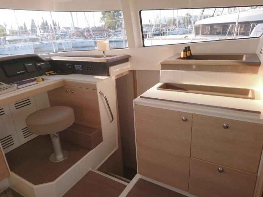 Hire Catamaran with or without skipper Catana Corfu