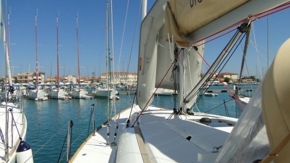 Boat rental Jeanneau Sun Odyssey 449 in Peloponnese, Western Greece and the Ionian on Samboat