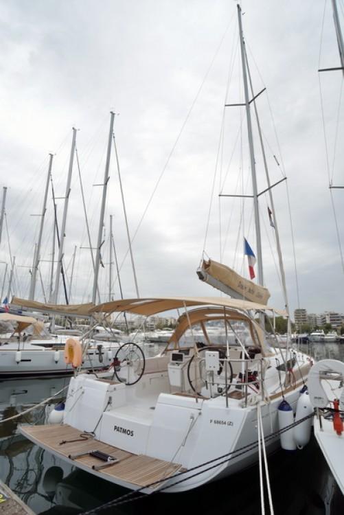 Rental yacht Athens - Jeanneau Sun Odyssey 449 on SamBoat