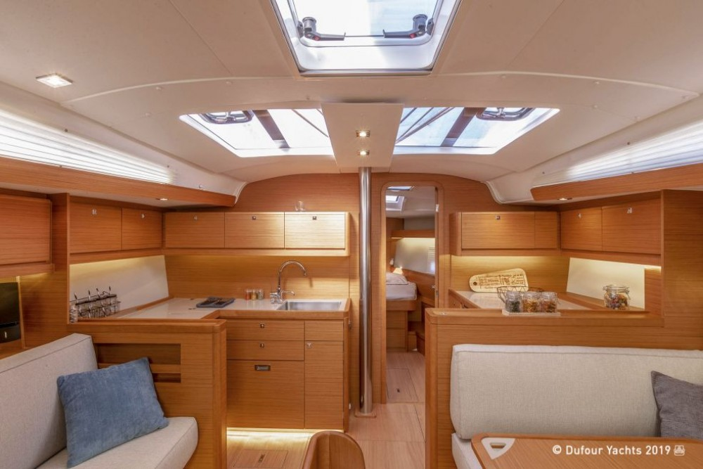 Rental Sailboat in  - Dufour-Yacht Dufour 430