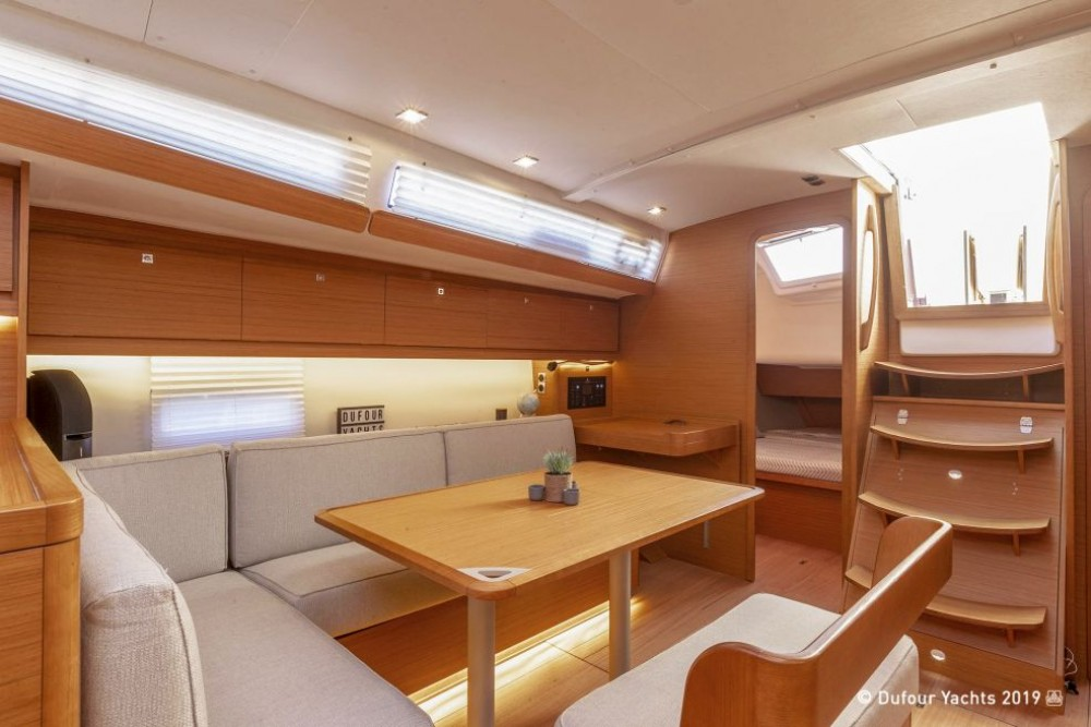 Rental yacht  - Dufour-Yacht Dufour 430 on SamBoat