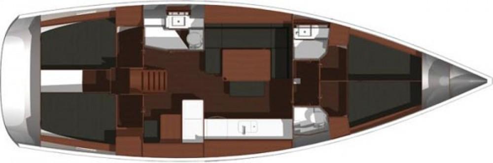Boat rental Furnari cheap Dufour 445 Grand Large
