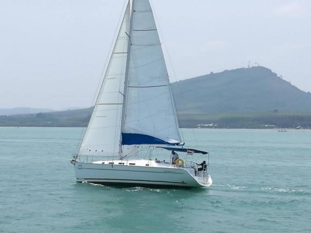 Rental Sailboat in Phuket - Bénéteau Cyclades 39.3