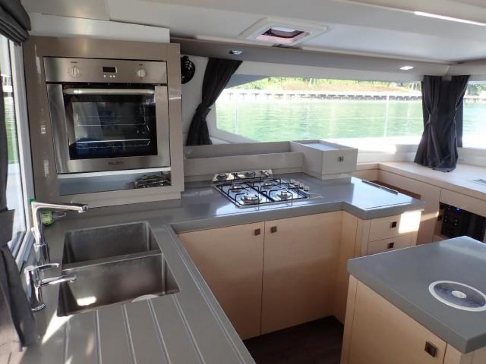 Rental Catamaran in Phuket - Fountaine Pajot Saona 47