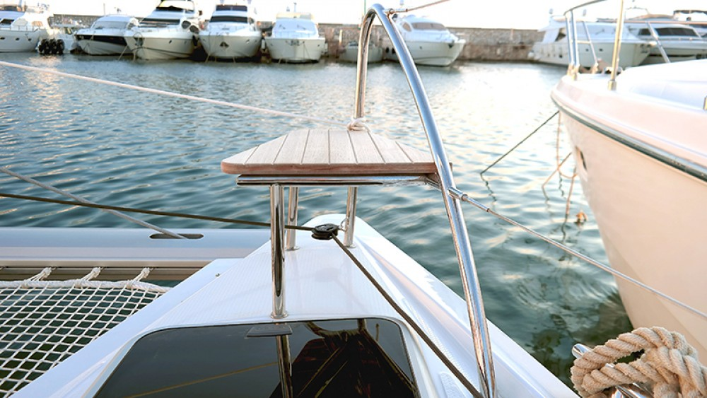 Boat rental Fountaine Pajot Fountaine Pajot in Greece on Samboat