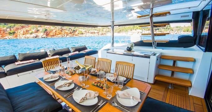 Rental yacht Athens - Lagoon Lagoon 620 on SamBoat