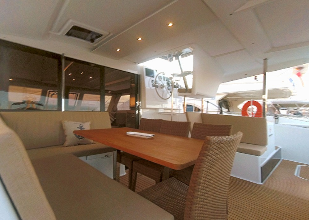 Boat rental Greece cheap Fountaine Pajot