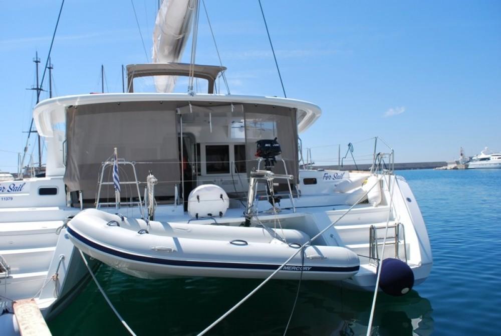 Rental Catamaran in Grèce - Lagoon Lagoon 450