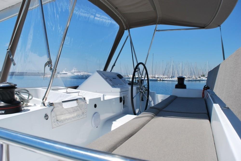 Rent a Lagoon Lagoon 450 Grèce