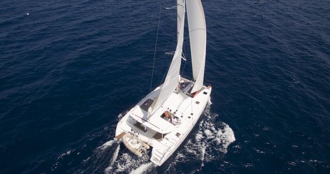 Rental Catamaran in Mykonos (Island) - Lagoon Lagoon 450