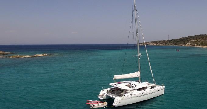 Lagoon Lagoon 450 between personal and professional Mykonos (Island)