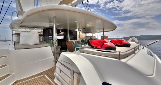 Boat rental Athens cheap Galathea 65