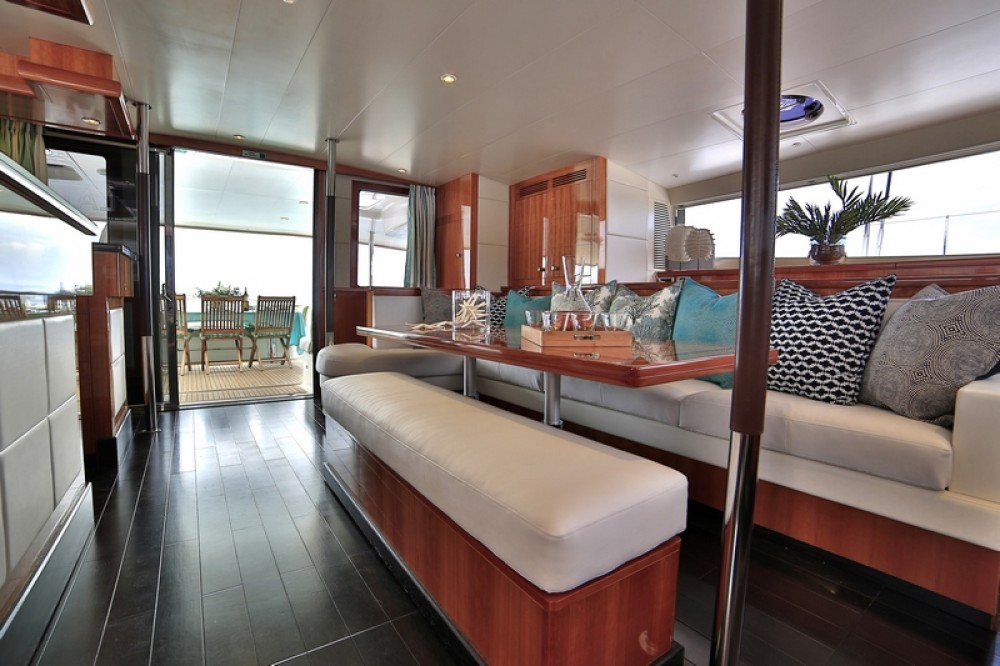 Boat rental Fountaine Pajot Galathea 65 in Athens on Samboat