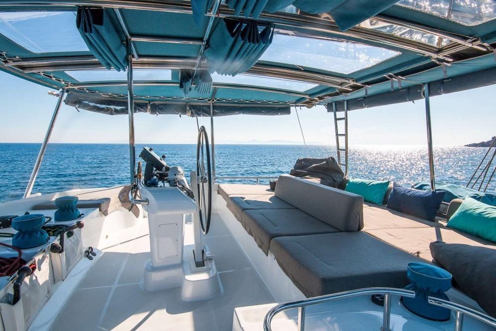 Rental Catamaran in Athens - Lagoon Lagoon 52