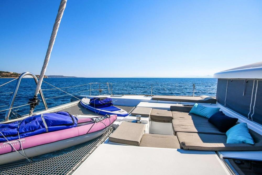 Rental yacht Athens - Lagoon Lagoon 52 on SamBoat