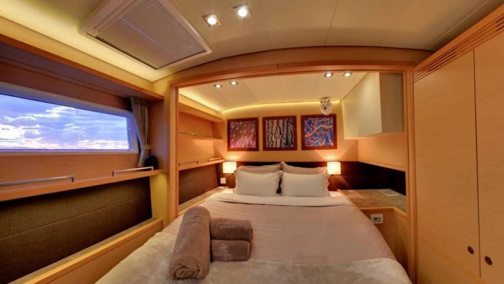 Rental yacht Athens - Lagoon Lagoon 560 on SamBoat