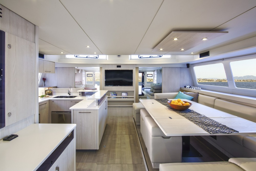 Hire Catamaran with or without skipper Robertson and Caine Victoria