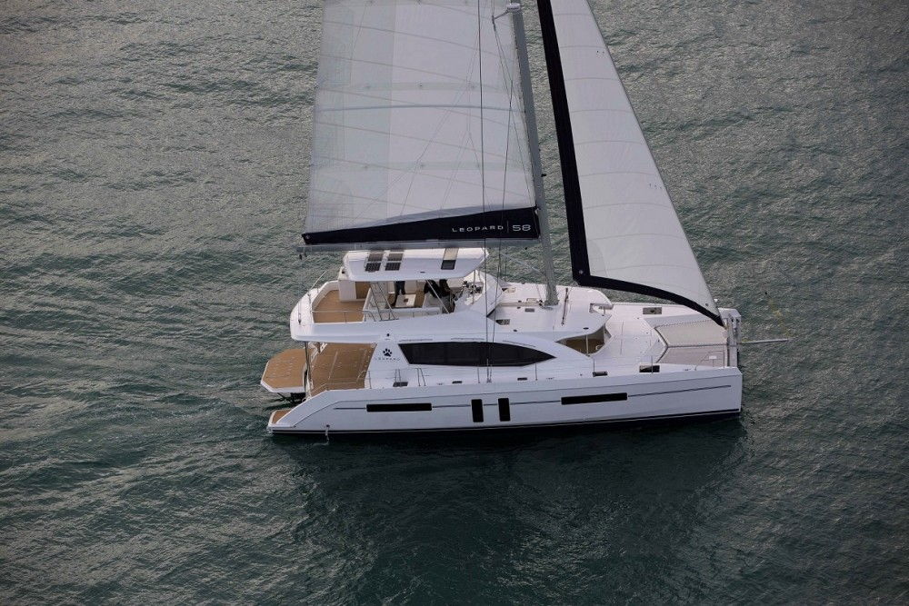 Rental yacht Victoria - Robertson and Caine Leopard 58 on SamBoat