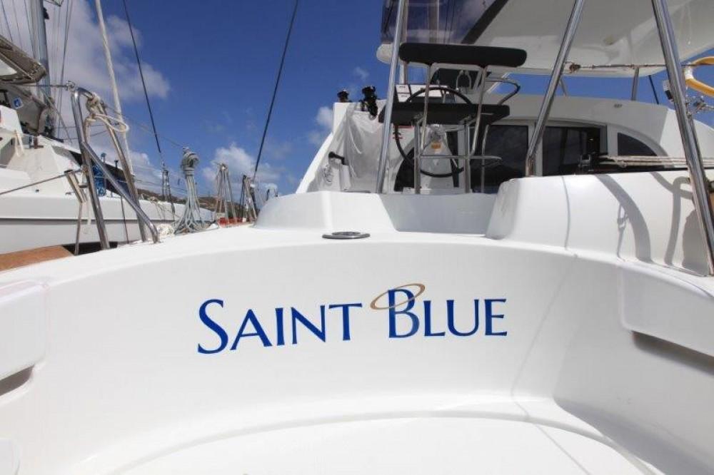 Rental Catamaran in Road Town - Lagoon Lagoon 380