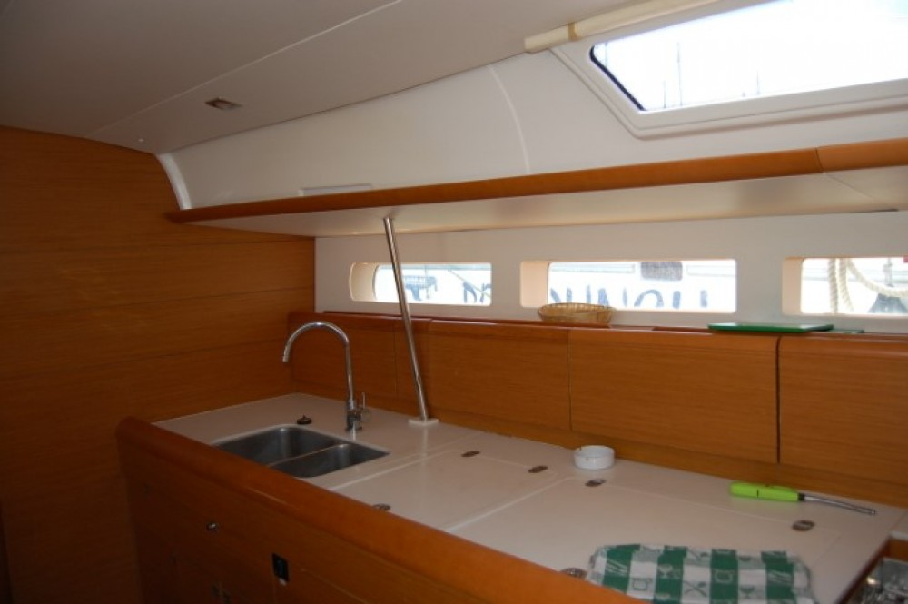Jeanneau Sun Odyssey 519 between personal and professional Cienfuegos