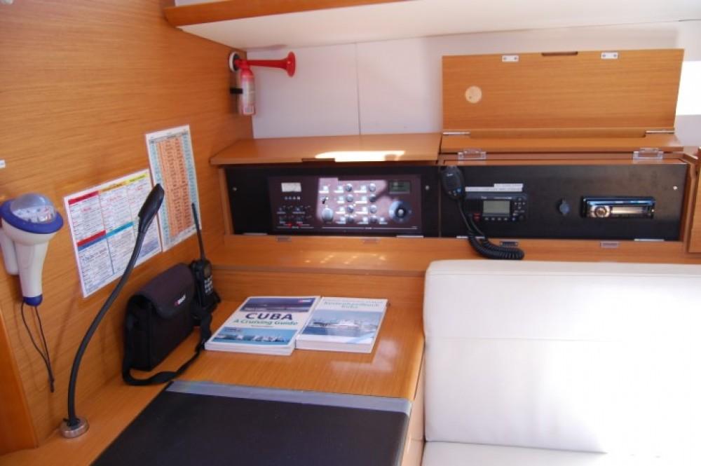 Boat rental Cienfuegos cheap Sun Odyssey 519