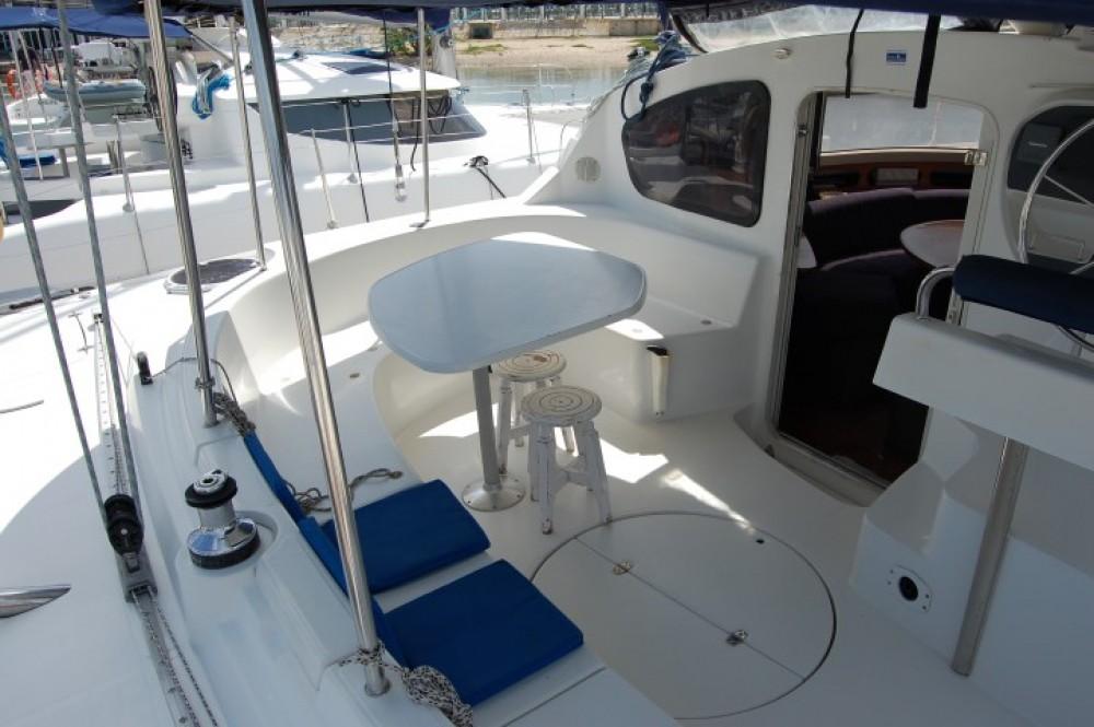 Rental yacht  - Fountaine Pajot Belize 43 on SamBoat