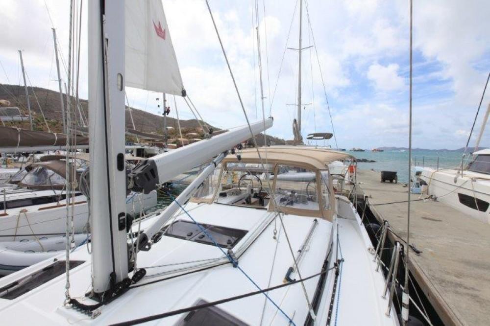 Boat rental Road Town cheap Sun Odyssey 44