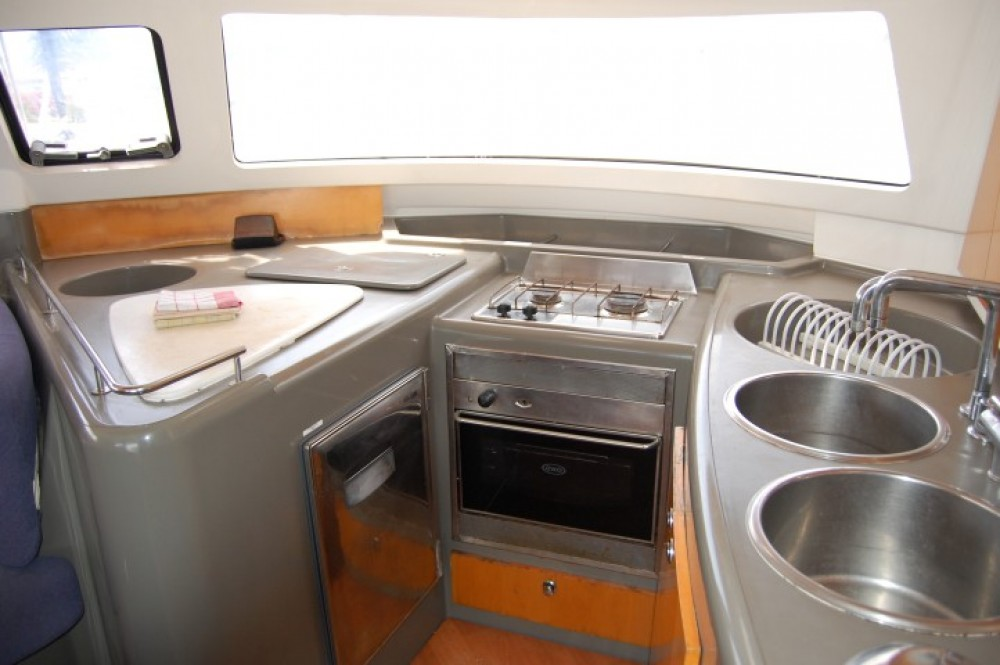 Fountaine Pajot Belize 43 between personal and professional